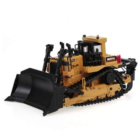 Huina Diecast 1:50 Large Bulldozer