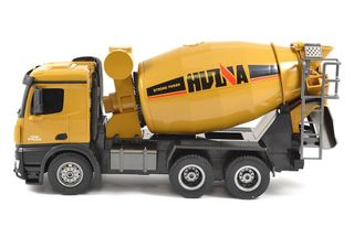 1:14 2.4G 10CH RC Cement Truck