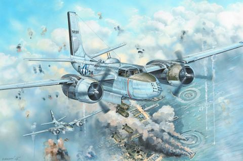 Hobbyboss 1:32 A-26B Invader