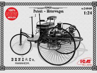 1:24 1886 Motorwagen