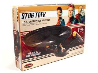 Polar Lights 1:1000 Star Trek DiscoveryUss Enterpris