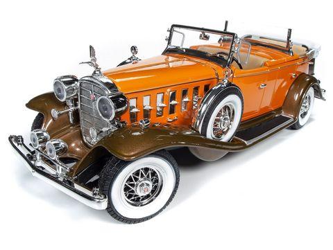 1:18 1932 Cadillac V16 Phaeton