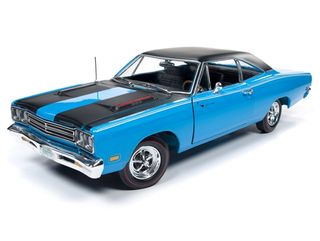 Autoworld 1:18 1969 Plymouth Road RunnerHt