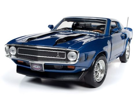 Autoworld 1:18 1969 Shelby GT350
