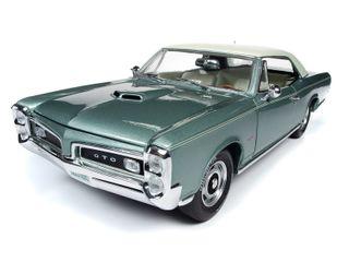 Autoworld 1:18 1969 Pontiac GTO