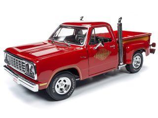 Autoworld 1:18 1978 Dodge Pick Up Lil Red
