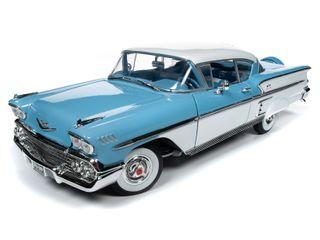 Autoworld 1:18 1958 Chevy Bel Air Impala