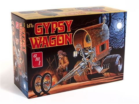 AMT 1:25 Li'L Gypsy Wagon Show Rod