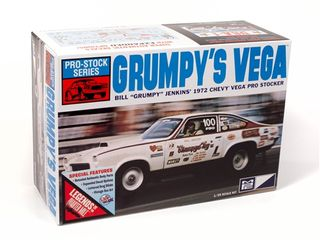 MPC 1:25 72 Chevy Vega Pro Stock Grumpy