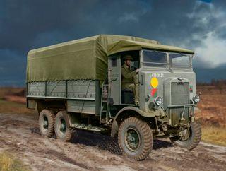 ICM 1:35 Leyland Retriever General Service