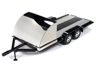 Autoworld 1:18 Trailer Black
