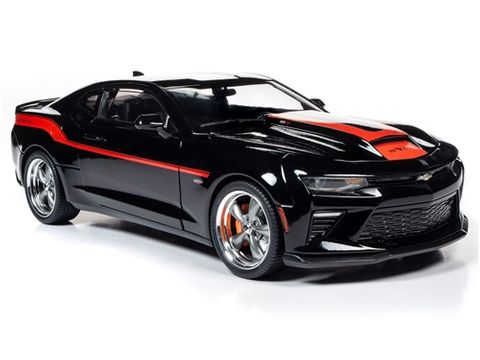 Autoworld 1:18 2018 Chevy Camaro Yenko Limited