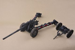 I Love Kit 1:16 German 105Mm K18 Cannon