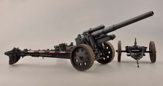 I Love Kit 1:16 German 15Cm Sfh 18 Howitzer