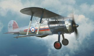 I Love Kit 1:48 Gloster Gladiator Mk1