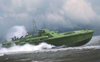 I Love Kit 1:48 Elco 80' Motor Patrol Torpedo Boat