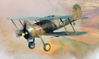 I Love Kit 1:48 Gloster Gladiator Mk2