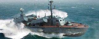 I Love Kit 1:72 Russian Navy Osa Class Missile Boat
