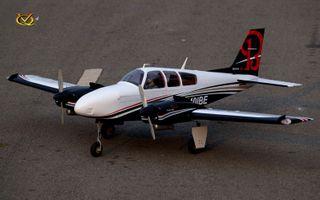 VQ Models Beechcraft Baron 35Size Ep Gp
