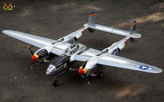 VQ Models P38 Lightning Twin 46 Size E