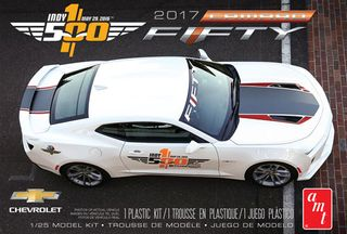 AMT 2017 Chevy Camaro Fifty Pace Car *D
