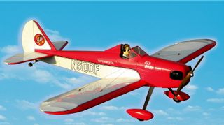 VQ Models Fly Baby 50 Ep Gp (Red )