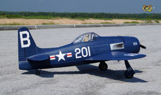 VQ Models F8F BeaRCat 30-40Cc2020Mm