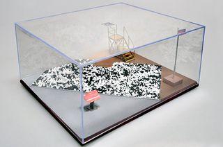Master Tools Diorama Display Case