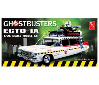 AMT 1/25 Ghostbusters Ecto-1A*D