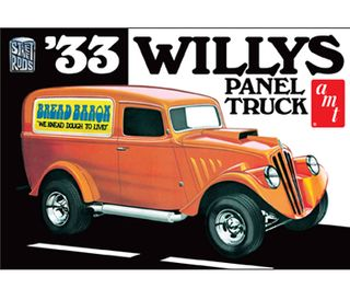 AMT 1/25 1933 Willys Panel *D