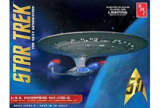 AMT 1:1400 Uss Enterprise 170 1-DMay 17