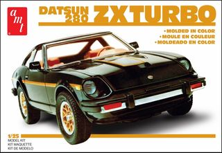 AMT 1:25 1980 Datsun Zx Turbo*DAvail May 17