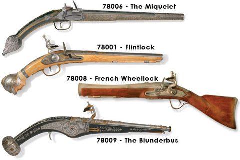 Lindberg 1:1 French Wheellock Pira