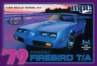 MPC 1:25 1979 Pontiac Firebird