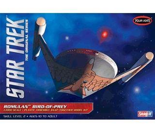 1:1000 Star Trek Romulan Bird*