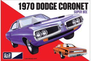 MPC 1:25 1970 Dodge Coronet Super Be*DApril 17