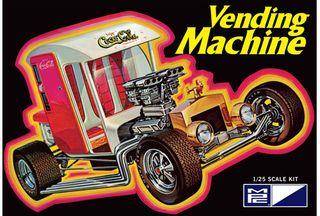 MPC 1:25 Coca Cola Vending Machine SSteve Tansy SE. April 17