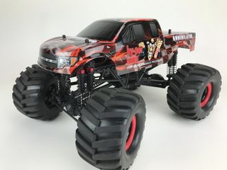 CEN RACING 1:10 FORD HL150 MT-SERIES SOLID AXLE RTR MONSTER TRUCK