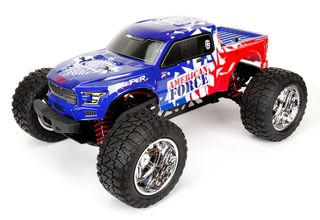 CEN RACING 1:7 REEPER AMERICAN FORCE RTRMONSTER TRUCK