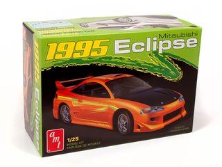 AMT 1:25 1995 Mitsubishi Eclipse