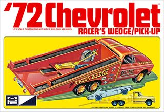 MPC 1:25 1972 Chevy Racer's Wedge