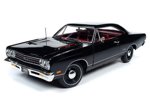 Autoworld 1:18 1969 Plymouth Duster Hemmings