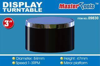 Master Tools Turntable 84x47mm
