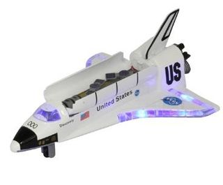 Large Space Shuttle With Lights & Sound