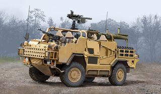 Hobbyboss 1:35 Jackal 1 High Mobility Weapon Platform