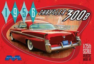 Moebius 1:25 1956 Chrysler 300Bble