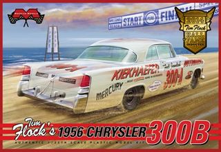 Moebius 1:25 1956 Chrysler 300B Tim Flock