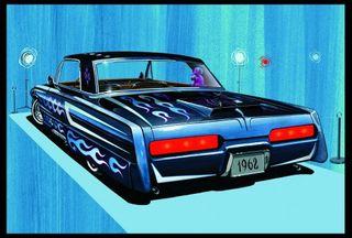 AMT 1:25 1962 Buick Electra *D