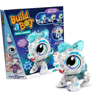 Colorific Build A Bot Light Snow Leopard