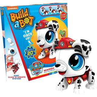 Colorific Build A Bot Paw Patrol Marshall